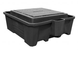 Black Diamond Tote IBC Containment