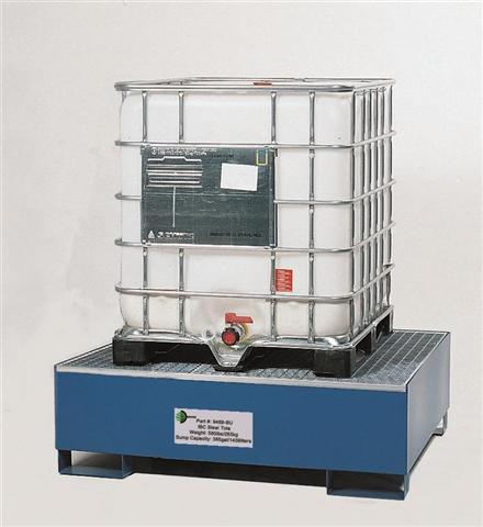 Steel Double IBC Tote Containment System