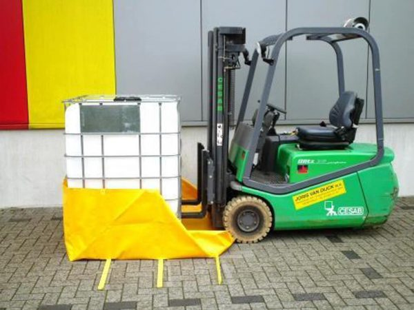 IBC Tote Portable Spill Containment Berm